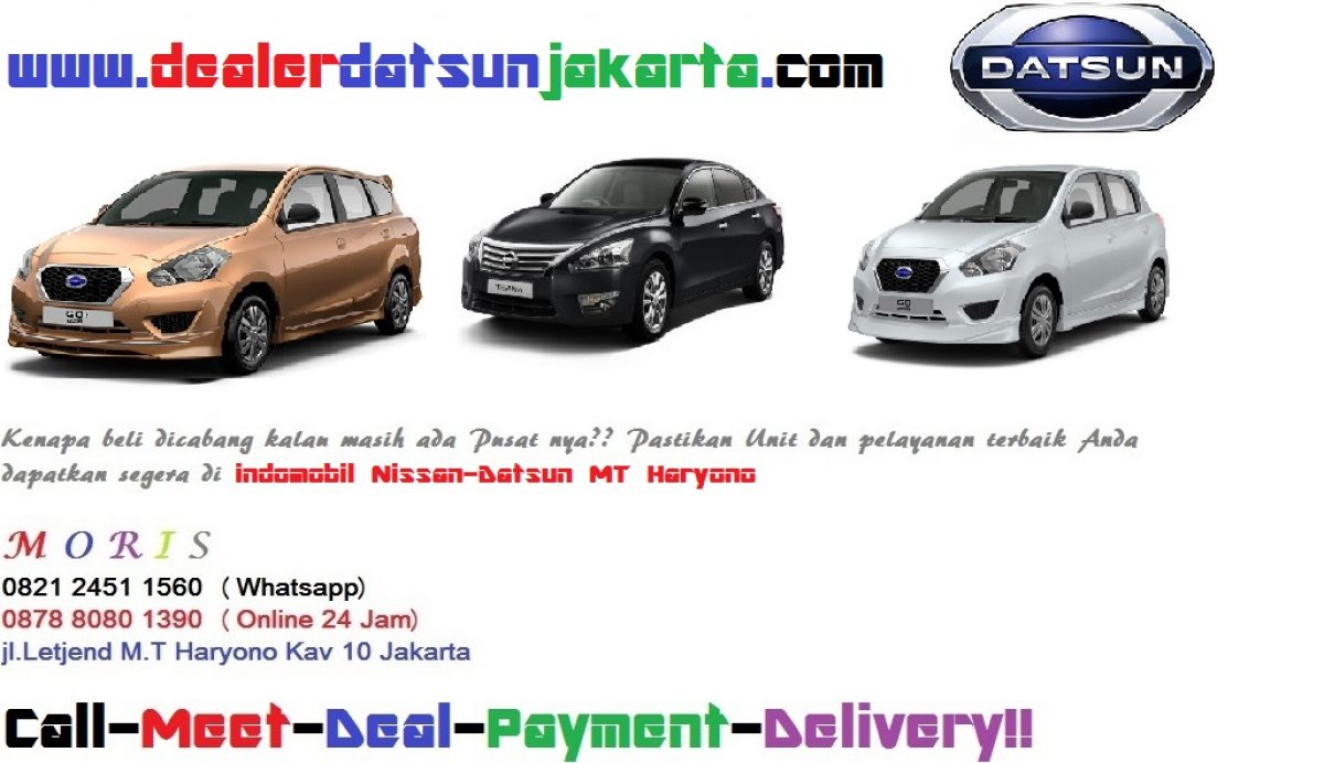 INDOMOBIL DATSUN JAKARTA